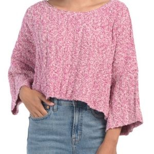 Free People Good day pull over sweater